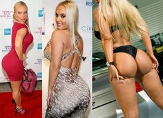 Big Celebrity Butts