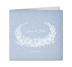 Einladungskarten Hochzeit Retro Stil