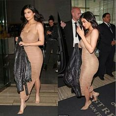 Sexy Solid Pleated Sheath Mesh Dress Women Summer Strapless Kyliejenner Ladies Maxi Dress Spaghetti Strap Party Dress color: khaki size:s m l Bodycon Dress Parties, Sexy Party Dress, Bandage Dresses, Ibiza Dress, Organza Dress, Mesh Dress, Ruched Dress, Maxi Dress With Slit, Party Dresses For Women