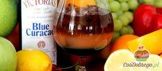 """Przepis na Drink """"Zachód słońca"""" Wine, Tea, Bottle, Food, Alcohol, Flask, Essen, Meals, Yemek"""