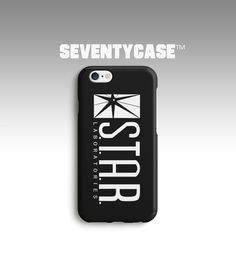 STAR Laboratories The Flash Full Case Cover for iPhone 4/4S 5/5S 5C 6/6S Plus Samsung Galaxy S4 S5 Note4 5 SC920 by SeventyCase on Etsy https://www.etsy.com/listing/271003368/star-laboratories-the-flash-full-case
