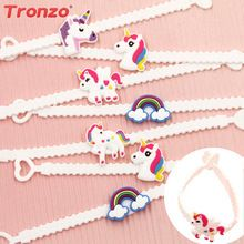Cheap decoration for kids, Buy Quality decoration party directly from China decorating party supplies Suppliers: Tronzo Unicorn Party Rubber Bangle Bracelet Birthday Party Decorations For Kids Colorful Unicorn Decor Party Supplies Party Favors For Kids Birthday, Unicorn Birthday Parties, Unicorn Party, Unicorn Decor, Wedding Gifts For Guests, Wedding With Kids, Got Party, Kits For Kids, Birthday Party Decorations