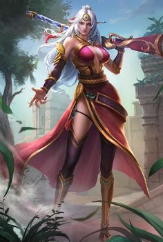 Image result for paladins lian