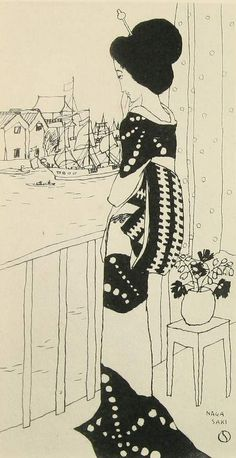 "Takehisa Yumeji, 1915, ""Samisen-kusa"" (Shamisen Leaves), book of poetry. (69)"