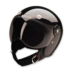 HCI Fiberglass Gloss Black Open Face Motorcycle Helmet w/ Face Shield Dot Approved Motorcycle Helmets, Dot Approved Helmets, Open Face Motorcycle Helmets, Open Face Helmets, Motorcycle Gear, Scooter Helmet, Bicycle Helmet, Scooter Shop, Helmet Accessories