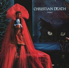 """Christian Death - """"Ashes"""" at Discogs"""