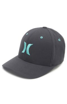 Hurley hat. I need this, so cute.