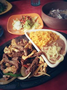I could eat fajitas every day. Get them with corn tortillas and it's another gluten free meal to enjoy.