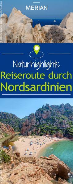 Mit unserer Reiseroute durch Nordsardinien entgeht euch garantiert kein Highlight auf der Trauminsel. Viel Spaß bei der Reiseplanung!