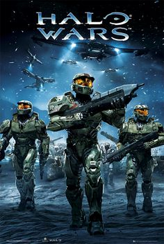 I am playing #HaloWars Check-in to Halo Wars on http://o.getglue.com/video_games/halo_wars