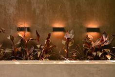 Urban Zen garden done with Japanese inspiration Garden Design, Zen, Wall Lights, Japanese, Urban, Wallpaper, Interior, Inspiration, Home Decor
