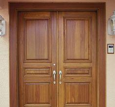 Pooja Door Design, House Main Door Design, Main Entrance Door Design, Wooden Front Door Design, Double Door Design, Bedroom Door Design, Wooden Double Doors, Wooden Front Doors, Wood Doors