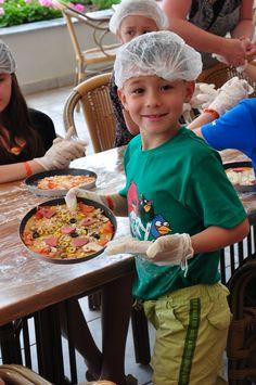 Making Pizza Activity