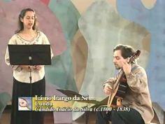 História da Música Brasileira - Cap. 7. Saraus, danças e intimidades.