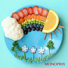 Une idée pour tes légumes
