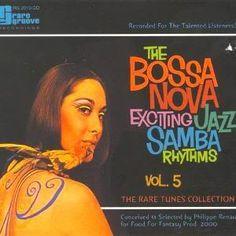 CD - The Bossa Nova Exciting Jazz Samba Rhythms (CD5)