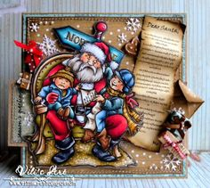 Blog Hop and a letter to Santa Claus...Mo Manning Image