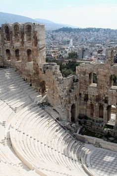 Odeon of Herodes Atticus, Greece