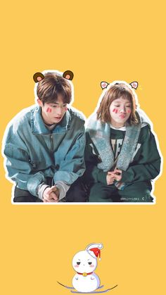 Nam Joo Hyuk x Lee Sung Kyung wallpaper 💕 Lee Sung Kyung Wallpaper, Nam Joo Hyuk Wallpaper, Nam Joo Hyuk Lee Sung Kyung, Jong Hyuk, Nam Joo Hyuk Cute, Weightlifting Fairy Wallpaper, Kpop, Weightlifting Kim Bok Joo, Weighlifting Fairy Kim Bok Joo