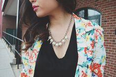 75 Chic Necklaces You Can DIY via Brit + Co