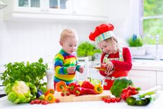 Healthy Cooking with Kids – Cook Smarts Healthy Kids, Healthy Cooking, Healthy Eating, Stay Healthy, Healthy Habits, Chefs, Kawaii Felt, Cook Smarts, Toddler Travel