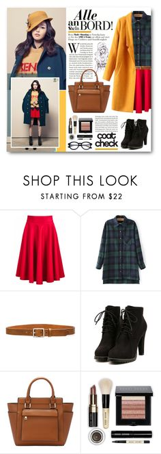 """""""Gyu Ri"""" by warna ❤ liked on Polyvore featuring rag & bone and Bobbi Brown Cosmetics"""