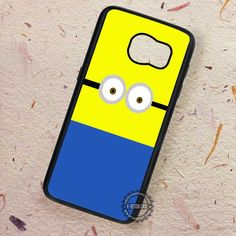 Yellow Face Pappoy - Samsung Galaxy S7 S6 S5 Note 7 Cases & Covers