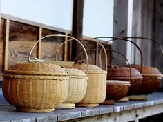 Traditional and master's rice bowl (fish net lid)