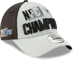 New Era Men s Dallas Cowboys NFC East Division Champions 9Forty Adjustable  Hat b9339029e