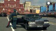Putin hace gala del poderío militar ruso en el desfile del Día de la Victoria