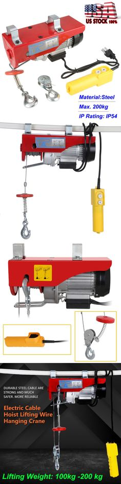 11 Best Electric Winch Hoist images in 2014 | Electric winch ... Harbor Freight Hoist Wiring Schematic on