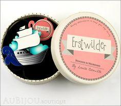 Buy online from U.S. retailer of Erstwilder Jewelry and Accessories: Maiden Voyage - Seafarer