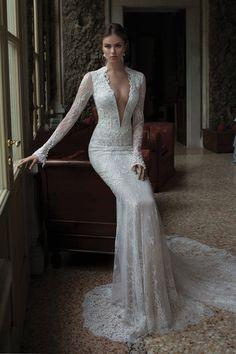 wedding dress, Winter 2014 Collection for Berta