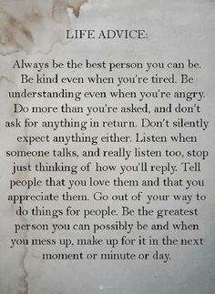 Picture Quotes · MoveMe Quotes TBH it's not that difficult Wisdom Quotes, True Quotes, Words Quotes, Great Quotes, Quotes To Live By, Motivational Quotes, Inspirational Quotes, Sayings, Quotes On Compassion