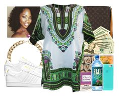 """""""Bored """" by glowithbria ❤ liked on Polyvore featuring Louis Vuitton, Dorothy Perkins and adidas Originals"""