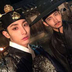 Scholar Who Walks the Night | Lee Soo Hyuk + Max Changmin