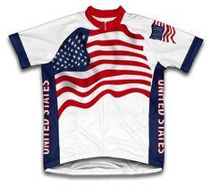 e854db46b RATDDW South America European Flags Men s Short Sleeve Cycling Jersey  Sz  XS-3XL  (14 Flags)