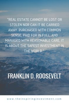 finance quotes motivation Real Estate Quotes - The Inspiring Investment Real Estate Quotes, Real Estate Humor, Real Estate Tips, Selling Real Estate, Real Estate Investing, Stock Investing, Real Estate Business, Real Estate Marketing, Investment Quotes