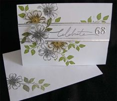 Celebrate68 by Alene - Cards and Paper Crafts at Splitcoaststampers