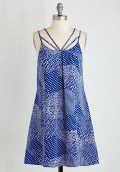 Dresses - Patchwork the Room Dress