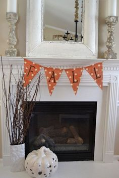 26 Simple And Cool Fall Banners Ideas For Home Décor