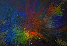 Supernova - Saco River Art & Photography