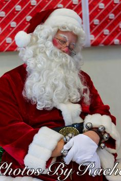 Holidays Photography: Christmas with Santa . . . And to all a good night!