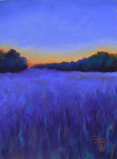 Beth Williams 17 x 24 pastel. Available for sale.