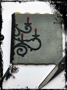#Gothic #Steampunk #Vintage #Kronleuchter #Kandelaber #Spinne Steampunk, Gothic, Vintage, Spiders, Chandelier, Craft, Goth, Vintage Comics, Steam Punk