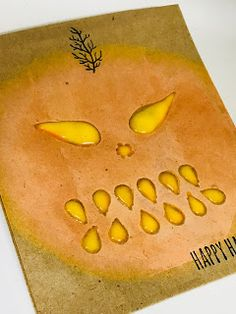 Hobbygarasjen Inspirasjons blogg: HAPPY HALLOWEEN