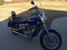 Check out this 2006 Honda SHADOW VT1100 listing in Brownsboro, TX 75756 on Cycletrader.com. It is a Standard Motorcycle and is for sale at $4000.