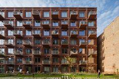 Loftwonen Strijp-S / architecten en en