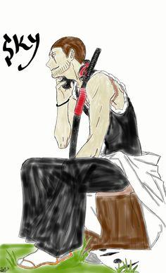 Muruyama Shinichi bleach oc