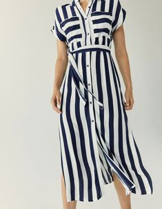 Nice Outfit Ideas Verano You Should Already Own outfit ideas verano, Dresses Every Occasion Chic Outfits, Dress Outfits, Casual Dresses, Fashion Dresses, Dress Shirts For Women, Clothes For Women, Jumpsuit Dress, Dress Skirt, Frock Patterns